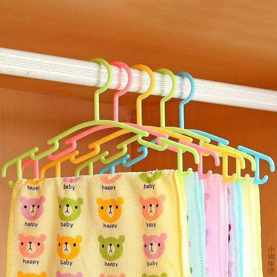 塑料兒童衣架寶寶衣撐嬰兒掛衣架衣掛嬰兒衣架寶寶晾衣架曬架JRM-1300