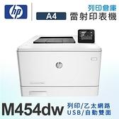 HP M454dw 無線雙面彩色雷射印表機 /適用 HP W2040A/W2041A/W2042A/W2043A