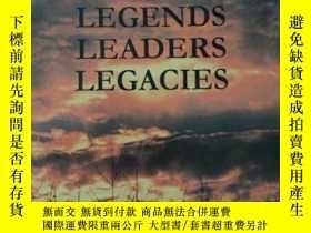 二手書博民逛書店Legends罕見Leaders LegaciesY250279