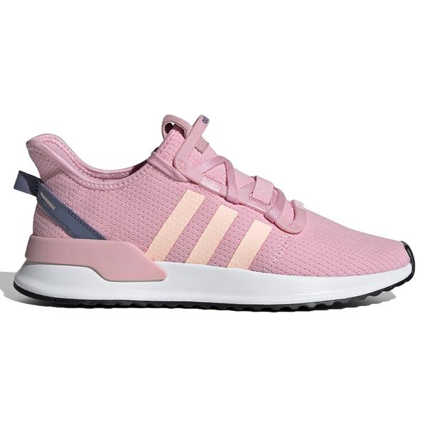 【現貨】ADIDAS U_Path Run 女鞋 慢跑 休閒 襪套 粉 【運動世界】 G27644