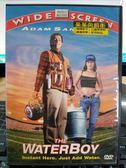 影音專賣店-P10-569-正版DVD-電影【呆呆向前衝】-經典片 亞當桑德勒 凱西貝茲