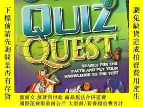 二手書博民逛書店Quiz罕見Quest---[ID:300583][%#301B