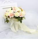 中式婚禮新娘捧花