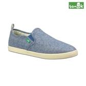 SANUK  素面拉環設計休閒鞋-男款SMF10971 BCRY(藍色)