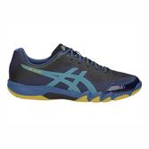 Asics GEL-Blade 6 [R703N-405] 男鞋 運動 羽球 包覆 支撐 透氣 舒適 亞瑟士 藍