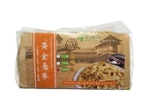 健康族~黃金蕎麥長壽麵16片/包600公克 ×2包~特惠中~