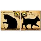 【日本正版】貓咪 造型壁燈 日本製 小夜燈 感應燈 玄關燈 貓咪壁燈 小貓壁燈 078881 078898