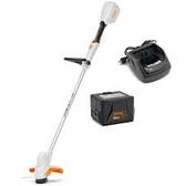 [ 家事達 ]德國 STIHL 36V充電式草坪修整機 電動割草機 除草機