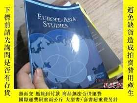 二手書博民逛書店europe-asia罕見studies volume 68 n