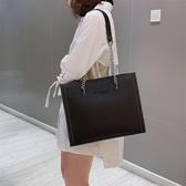托特包-托特單肩大包包女包新款2020洋氣高級質感手提百搭大容量簡約網紅 Korea時尚記