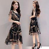 2018夏季女裝新款韓版氣質西裝領無袖連身裙