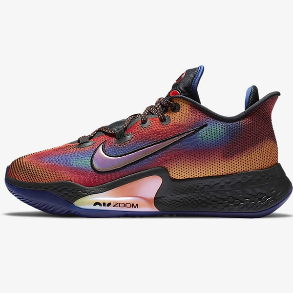 Nike Air Zoom BB NXT EP 男鞋 籃球 三層Nike React 緩震 炫彩【運動世界】CK5708-401