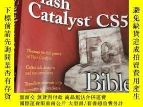 二手書博民逛書店Adobe罕見Flash Catalyst CS5 Bible (16開) 【詳見圖】Y5460 Rob Hu
