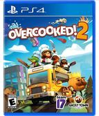 (現貨) PS4 煮過頭 2 Overcooked 2 英文版