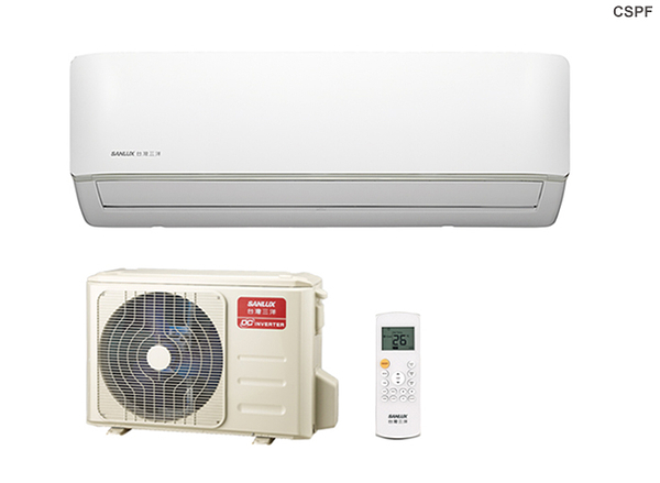 《三洋 SANLUX》 壁掛式冷暖 R410A 變頻1對1 SAE-V36HF/SAC-V36HF (含基本標準安裝)