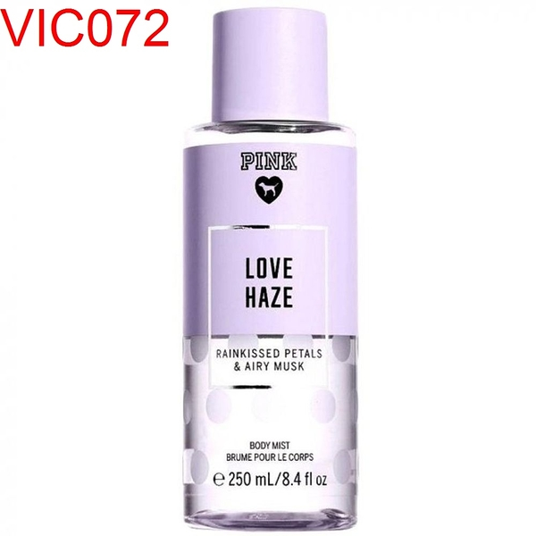 Victoria s Secret 維多利亞的秘密 Love Haze 香水噴霧 VIC072
