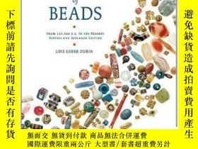 二手書博民逛書店【罕見】The History Of Beads ,2009年出版Y171274 Lois Sherr Dub