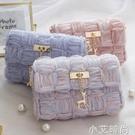 世紀美織手工編織包包diy材料包絲帶毛線網格自制單肩斜跨包女包 小艾新品