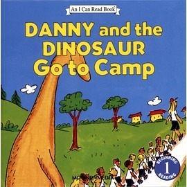 【汪培珽書單】〈An I Can Read單CD 〉DANNY AND DINOSAUR GO TO CAMP L1