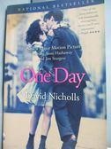 【書寶二手書T6/一般小說_LFR】One Day_Nicholls, David