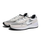 "NIKE 休閒鞋 WAFFLE ONE ""SUMMIT WHITE"" 白灰 小 SACAI 解構 輕量 情侶鞋 男女 (布魯克林) DA7995-100"