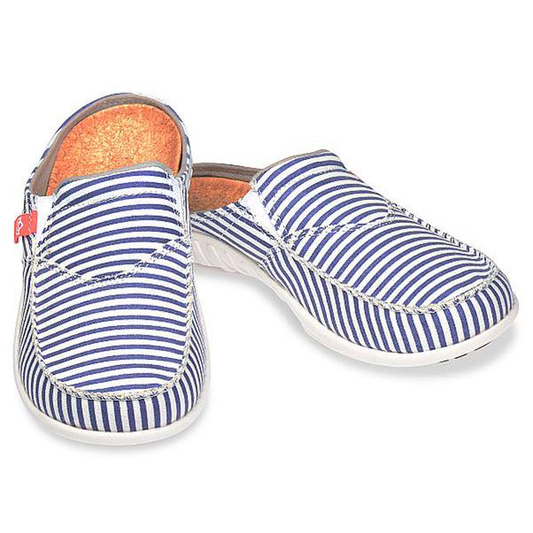 《Spenco》SIESTA SLIDE 女 涼拖鞋 藍色 SF39-847