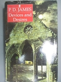 【書寶二手書T4/原文小說_WDH】Devices and Desires_P. D. James