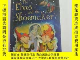 二手書博民逛書店The罕見elves and the shoemakerY17584 Usborne 出版2004
