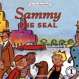 【汪培珽書單】〈An I Can Read 〉SAMMY THE SEAL / L1 / 單CD