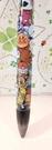 【震撼精品百貨】麵包超人_Anpanman~麵包超人3C原子筆-黑#30179