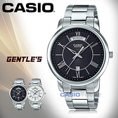 CASIO 卡西歐 手錶專賣店 BESIDE BEM-152D-1A 男錶 不鏽鋼錶帶 防水 日期顯示