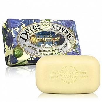 『Nesti Dante』義大利手工皂 - 律動探索系列 佛羅倫斯皂 250g× 漾小鋪 ×