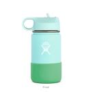 【線上體育】HYDRO FLASK 12oz 兒童寬口保溫鋼瓶 冰雪藍