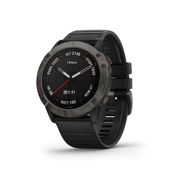 Garmin Fenix 6X 進階複合式運動GPS腕錶