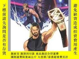 二手書博民逛書店WWE罕見Vol. 1Y410016 Dennis Hopeless Boom! Studios ISBN:9