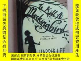 二手書博民逛書店TO罕見Kill a mockingbirdY15969 出版1982