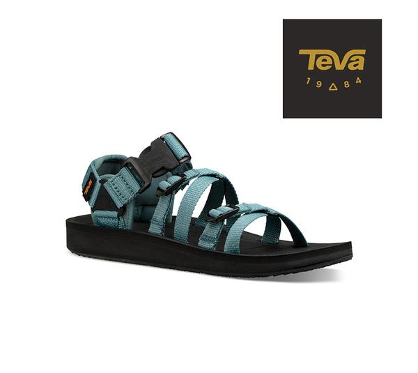 丹大戶外用品【TEVA】美國 男款 Alp Premier 機能運動涼鞋 1015200NALN 大西洋藍