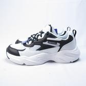 Skechers STAMINA AIKY LABAK 休閒鞋 51936WBK 男款 黑白【iSport愛運動】