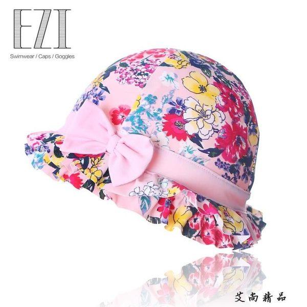 新款設計兒童泳帽