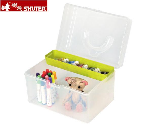 【奇奇文具】【 樹德 SHUTER 手提箱】TB-702 手提收納箱/手提箱/工具箱/急救箱/收納盒