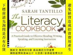 二手書博民逛書店The罕見Literacy Cookbook: A Practical Guide to Effective Re