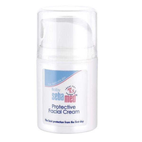 施巴pH5.5嬰兒全效柔護面霜50ml