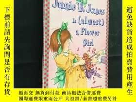 二手書博民逛書店Is罕見almost a Flower GirlY12153 J
