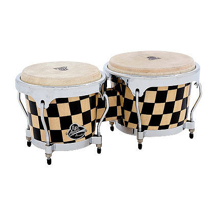 ★集樂城樂器★LP LPA601-CHKC Aspire Accent Series Wood Bongos
