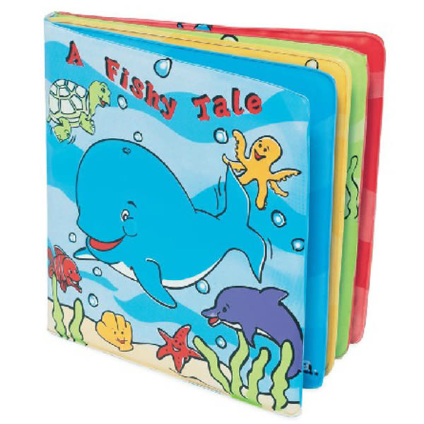 mothercare 鯨魚遊戲洗澡書