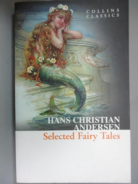【書寶二手書T1/原文小說_NOQ】Selected Fairy Tales_Hans Christian Andersen