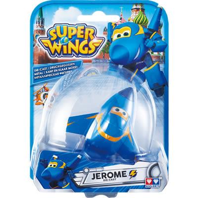 Super Wings 傑洛米 (合金材質、可滑行)