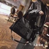 旅行包輕便簡約短途旅行包女斜挎旅行袋男防水大容量手提包行李袋健身包