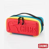 CHUMS 日本 Booby 收納盒(S)-紅/藍綠 【GO WILD】