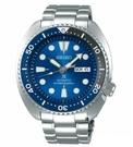 SEIKO 精工 Prospex 藍鯊 海龜機械錶 (SRPD21J1) 4R36-07D0B